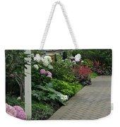 Blooming Conservatory Weekender Tote Bag