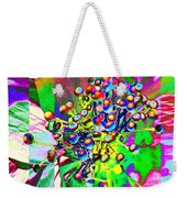 Blooming Delightful Weekender Tote Bag