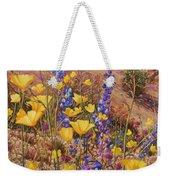 Blooming Desert Weekender Tote Bag