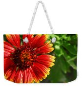 Blooming Flower Weekender Tote Bag