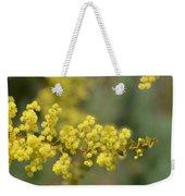 Blooming In Yellow Weekender Tote Bag
