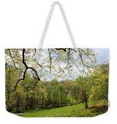 Blooming Landscape Weekender Tote Bag