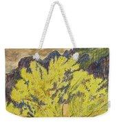Blooming Palo Verde Weekender Tote Bag