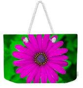 Blooming Purple Weekender Tote Bag