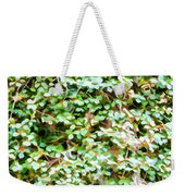Blooming Shrubs  Weekender Tote Bag