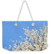 Blooming Tree Weekender Tote Bag
