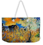 Blooming Trees Weekender Tote Bag