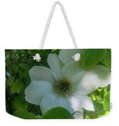 Blooms In Vine Weekender Tote Bag