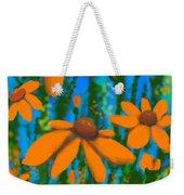 Blooms Of Orange Weekender Tote Bag