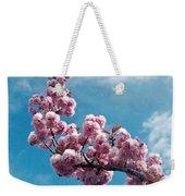 Blossom Impressions Weekender Tote Bag