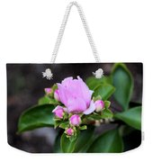 Blossom In Pink Weekender Tote Bag