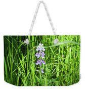 Blossom In The Grass Weekender Tote Bag