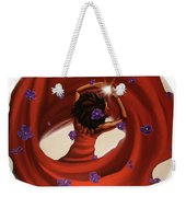 Blossom In This Light Weekender Tote Bag