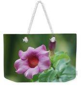 Blossom Of Allamanda Weekender Tote Bag