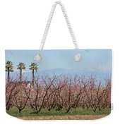 Blossom Trail 1 Weekender Tote Bag