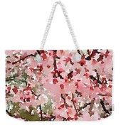 Blossom Trail Weekender Tote Bag