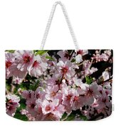 Blossoming Almond Branch Weekender Tote Bag