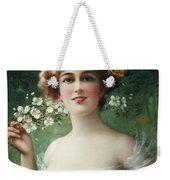Blossoming Beauty Weekender Tote Bag
