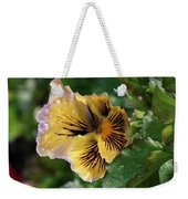Blossoms And Waterdrops  Weekender Tote Bag