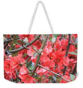 Blossoms Branches And Thorns Weekender Tote Bag