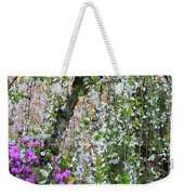 Blossoms Galore Weekender Tote Bag