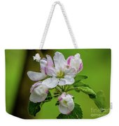 Blossoms In The Rain Weekender Tote Bag