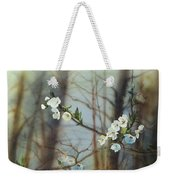 Blossoms In The Wild Weekender Tote Bag