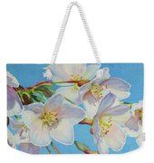 Blossoms Weekender Tote Bag
