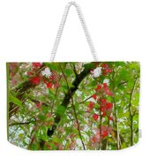 Blossoms Of Spring Time Weekender Tote Bag