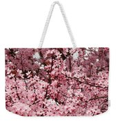 Blossoms Pink Tree Blossoms Giclee Prints Baslee Troutman Weekender Tote Bag
