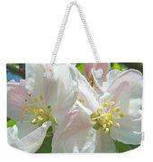 Blossoms Spring Apple Tree Art Prints Baslee Troutman Weekender Tote Bag