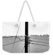 Blot On The Landscape Weekender Tote Bag