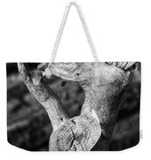 Blow A Kiss Weekender Tote Bag