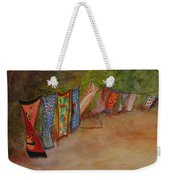 Blowin' In The Wind Weekender Tote Bag