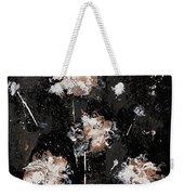 Blowing Dandelions Weekender Tote Bag