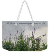 Blowing In The Breeze Weekender Tote Bag