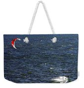 Blowing In The Wind Weekender Tote Bag