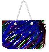 Blown Glass Weekender Tote Bag