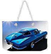 Blue '67  Weekender Tote Bag