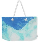 Blue Abyss Weekender Tote Bag by Nikki Marie Smith