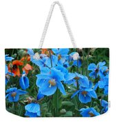Blue After The Rain Weekender Tote Bag