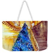 Blue And Gold 2 - Michigan Theater In Ann Arbor Weekender Tote Bag