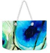 Blue And Green Art - Pools - Sharon Cummings Weekender Tote Bag