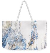 Blue And White Art - Ice Castles - Sharon Cummings Weekender Tote Bag