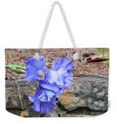 Blue Angel - Iris Weekender Tote Bag
