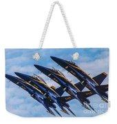 Blue Angels Ascending Weekender Tote Bag