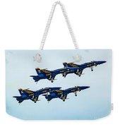 Blue Angels Carrier Landing Weekender Tote Bag