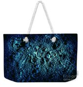 Blue Archaeology Weekender Tote Bag