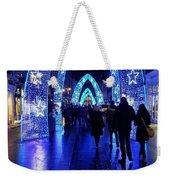 Blue Archways Of London Weekender Tote Bag