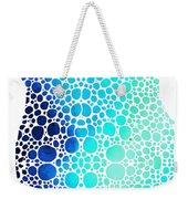 Blue Art - Colorforms 3 - Sharon Cummings  Weekender Tote Bag
